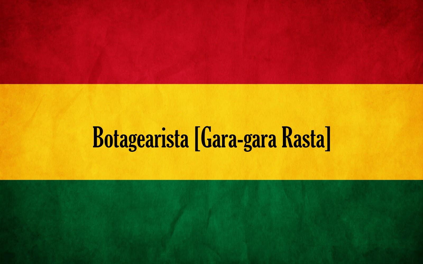 Chord Gitar Gara Gara Rasta