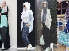 Hijab Style Modern