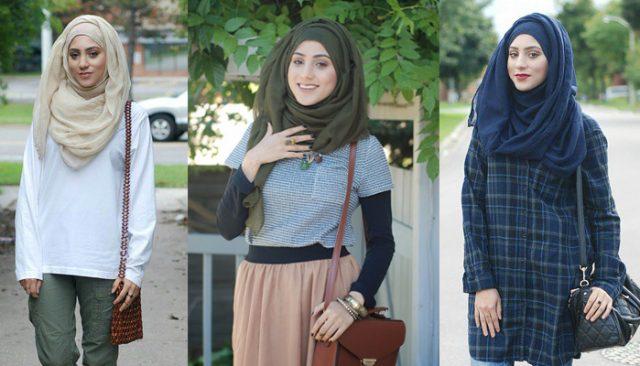 Hijab Tutorial Segi Empat