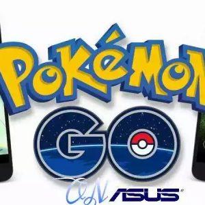 Bermain Pokemon Go di Asus Zenfone