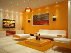 5 Warna Yang Membuat Ruang Tamu Lebih Hidup