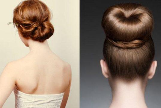 Cara Membuat Sanggul Modern Dari Rambut Sendiri Hanya 5 Menit!!
