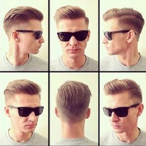 Lihat Yuk Model Potongan Rambut Pendek Pria Terbaru Disini...