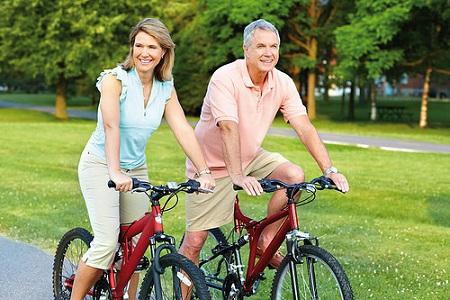 Manfaat Baik Bersepeda yang Perlu Diketahui