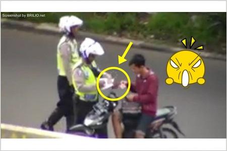 Polisi Bisa Kaya Dengan Cara Ini