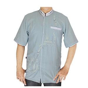 Terbaru!! Baju Koko Modern Lengan Pendek Paling Trendy