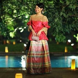 Contoh Model Baju Bodo Modern Terbaru