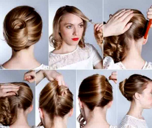 Yuk Simak Cara Mengikat Rambut Pendek Dengan Mudah