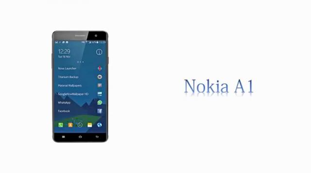 Harga Nokia A1