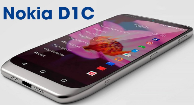 Harga Nokia D1C