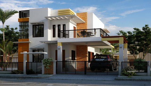 membangun pagar rumah