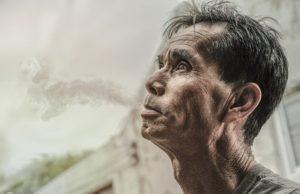 membersihkan nikotin dari dalam tubuh