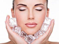 Manfaat Es Batu untuk Wajah
