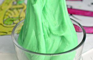 Cara Membuat Slime Tanpa Lem