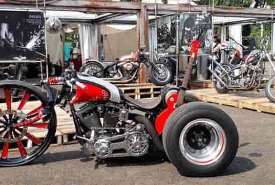 Motor Modifikasi